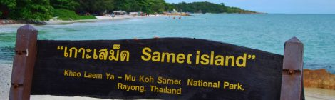 Escapadas desde Bangkok