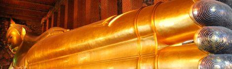 Top 10 templos en Tailandia